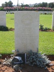 Unkown NZ soldier