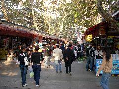 Nanjing street scene
