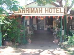 Larrimah Hotel
