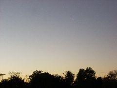 UFO? or Plane?