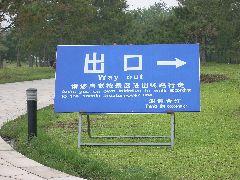 Random sign