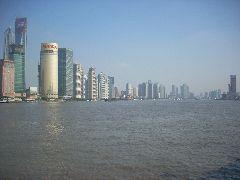 Shanghai Riverfront
