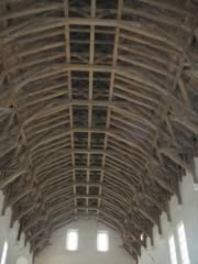 Great Hall Ceiling detail