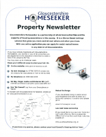 Gloucestershire Homeseeker – 24th June 2015