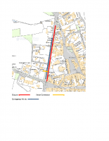 A429 Road Closure – Sewer Connection