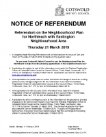 Northleach-Planning-Referendum-Notice-of-Referendum