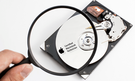 Apple Mac Data Recovery North London