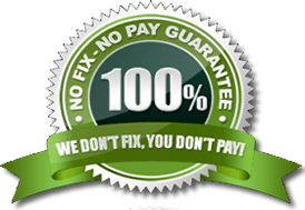 No Fix No Fee 100% Guaranteed