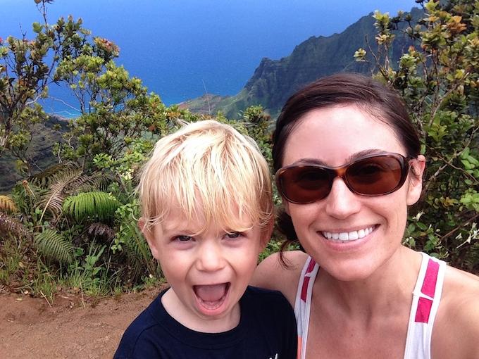 Kauai Waimea kids