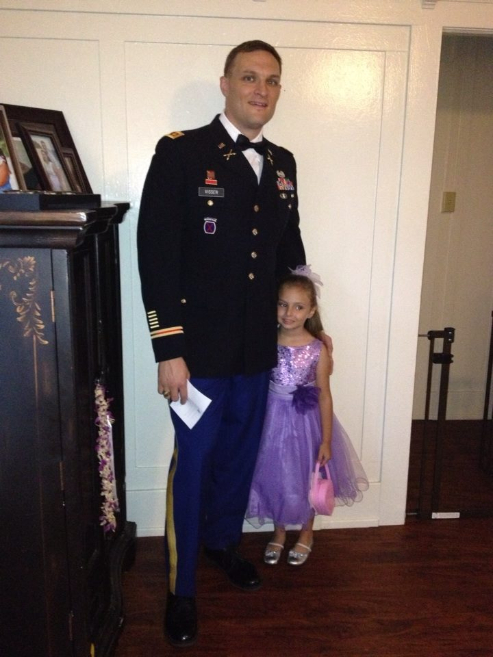 Daddy/Daughter Ball, Hawaii (2013)