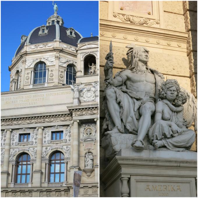 Natural History Museum Exterior Vienna