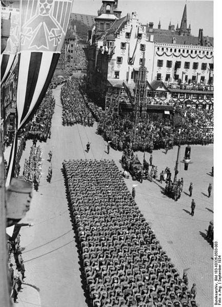 Nürnberg Reichsparteitag