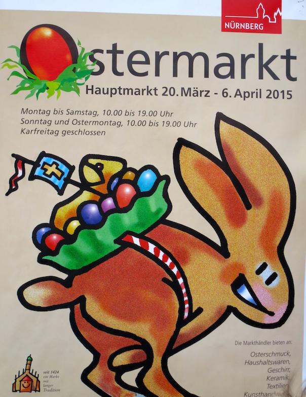 Nürnberg Ostermarkt 2015