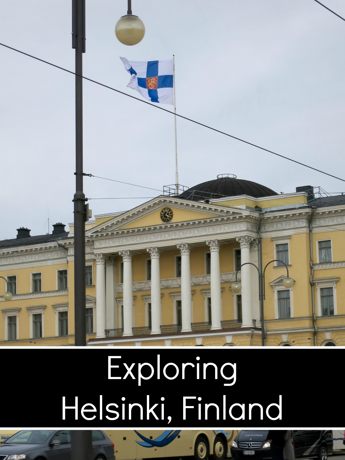 Around Helsinki