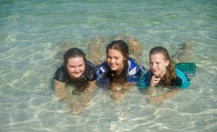 Gold D of E students at Fraser Island