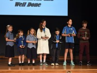 Junior Speech Competition Winners