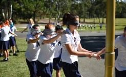 Students in Challenge activity