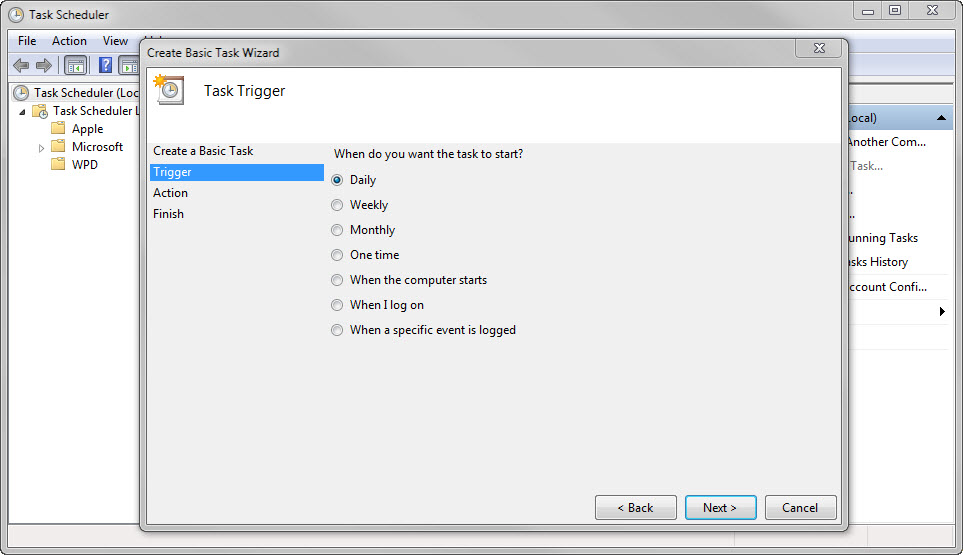 ArcGIS: Schedule a Python Script in Windows Scheduler