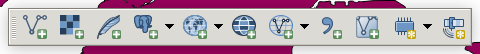 Layers toolbar
