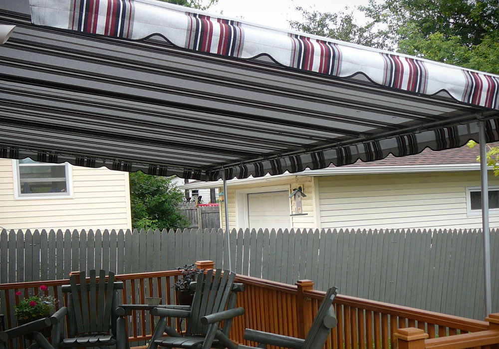 Back Porch Canopy