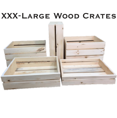 Xxx Large Wooden Crate 28 X 20 X 425 625 8 10 12