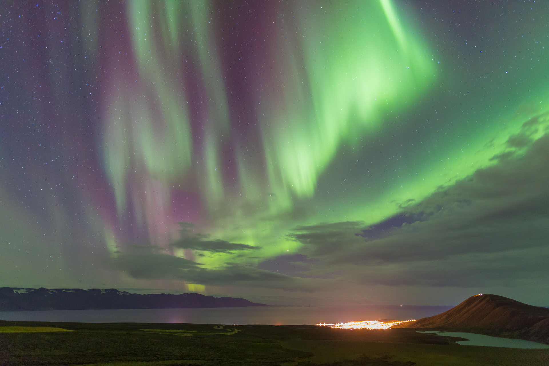 Northern Light And Sound