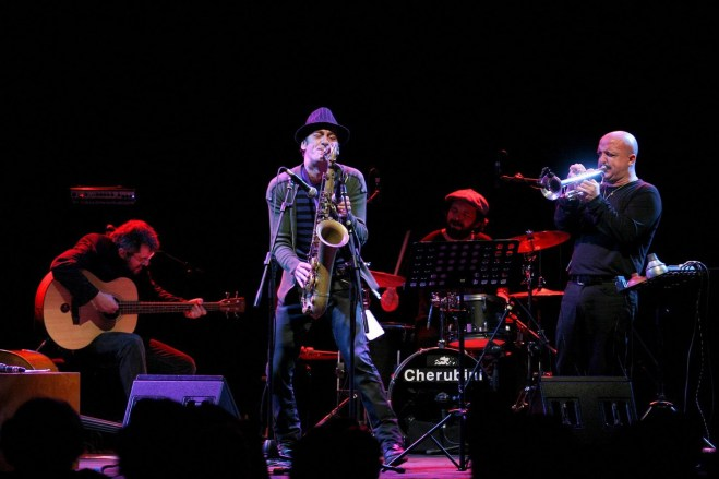 Francesco Bearzatti Tinissima Quartet | NN North Sea Jazz Festival