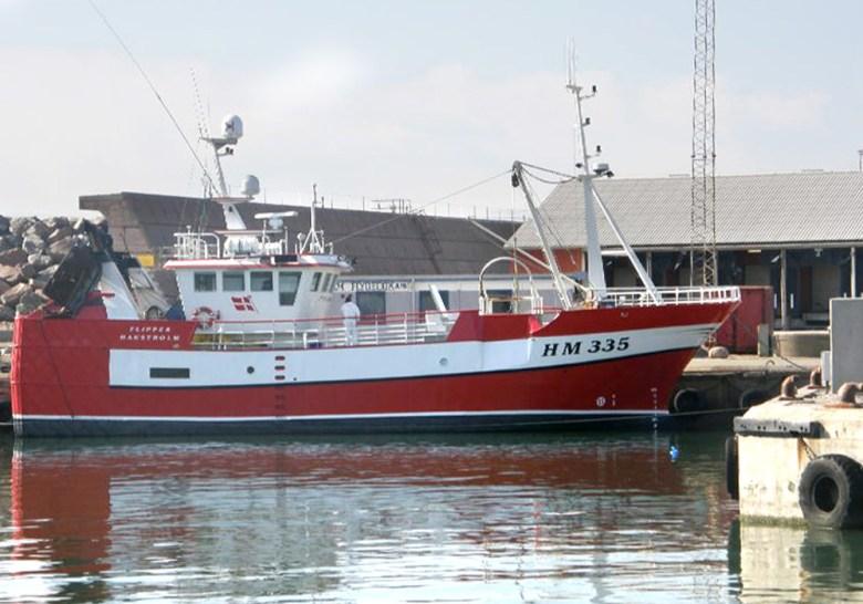 HM 335 Flipper.