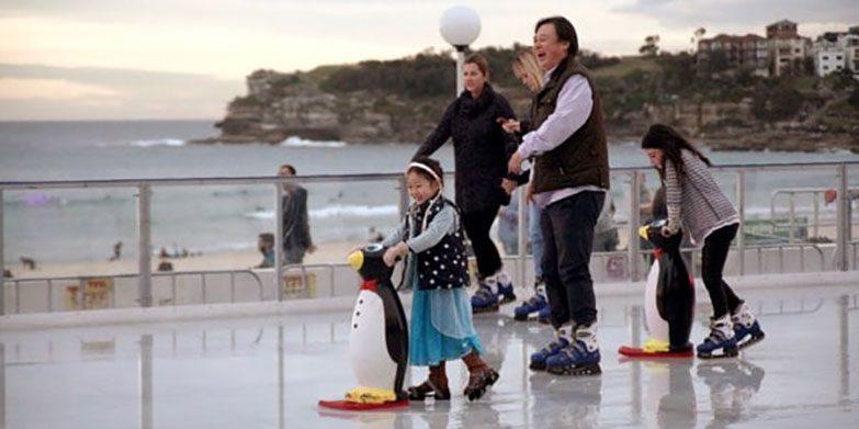 Ice Skating Rinks In Sydney North Shore Mums