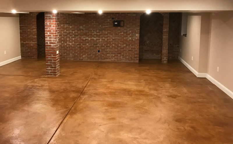 what is best flooring for basement