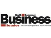 North Somerset Business Leader logo