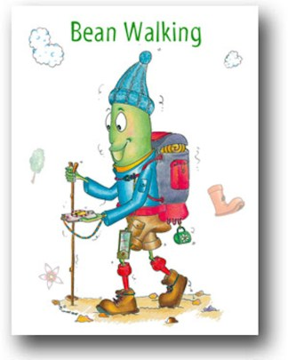 Bean Walking Gift Card