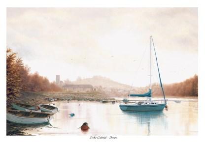 Stoke Gabriel - Devon
