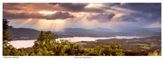 Storm over Windermere