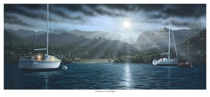 Windermere Moonlight