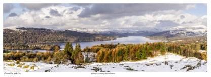 Winter Morn - Windermere