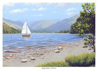 Happy Sailing - Ullswater