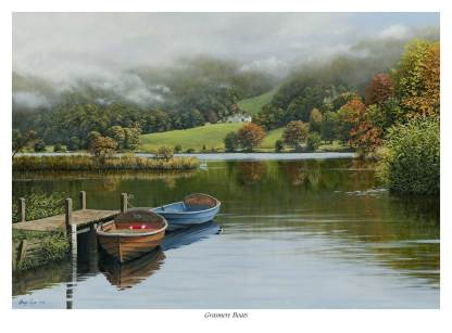 Grasmere Boats