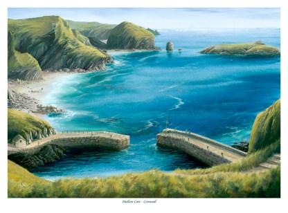 Mullion Cove - Cornwall