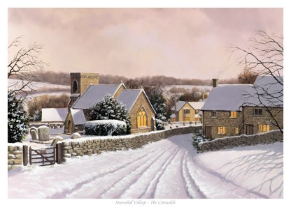 Snowshill Village - Cotswolds