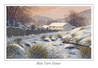 Blea Tarn House Greeting Card