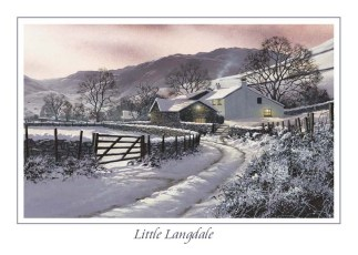 Little Langdale Greeting Card