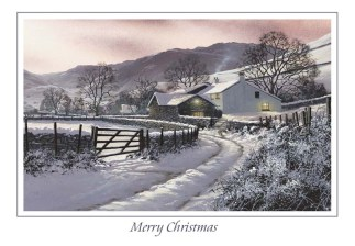 Little Langdale Christmas Card
