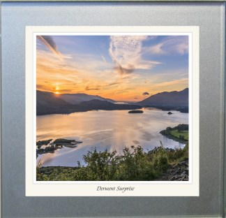 Photographic Glass Coaster - Derwent Surprise