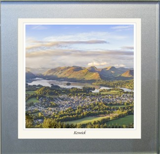 Photographic Glass Coaster - Keswick
