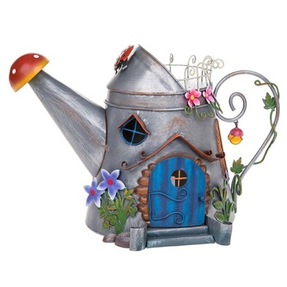 Secret Garden Watering Can House