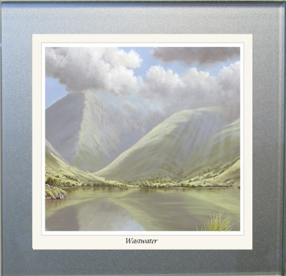Wastwater Glass Coaster