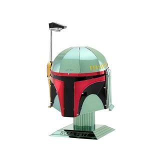 3D - Star Wars Boba Fett Helmet Metal Puzzle