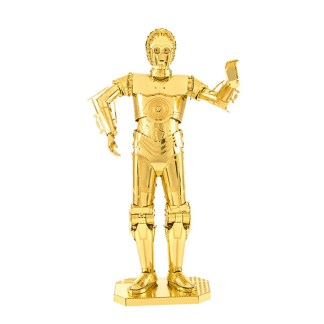 3D - Star Wars C3PO Metal Puzzle