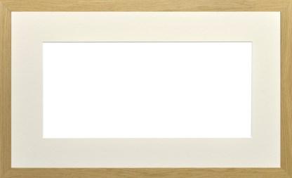 Oak Wood Finish Frame